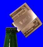 Bottle Opener & Money Clip