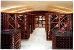 Full Capacity Wine Cellar