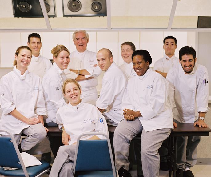 L academie de cuisine announces major expansion for Academie de cuisine