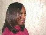 """After"" Using Curlaway Curl Relaxer"