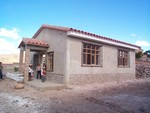 Completed Library in Morado K'asa