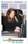 Susie Homemaker America's Sweetheart™ of Home on Radio