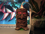 Big Tiki Drive With Computer