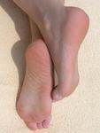 Beautiful, Healthy-Looking Feet