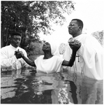 Stanley Lanzano, The Second Baptism of Rose Walker, Georgetown, South Carolina, 1998.
