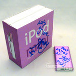 Signed Eurovision Andy Scott-Lee iPod