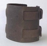 Men's Leather Wristband - Cuff #117