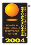 CES 2004 Innovations Award Logo
