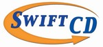 A division of DigitalSwift Corporation, SwiftCD (www.SwiftCD.com) is the world leader in manufacturing and on-demand fulfillment of dynamic and build-to-order CDs and DVDs.