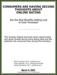News report on online dating