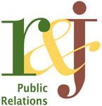 LOGO:  R&J Public Relations, LLC