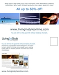 livinginstyleonline.com sample articles and products