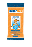 Handyman® Heavy Duty Hand Cleansing Wipes