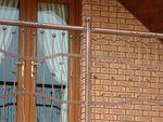 Smiddy wrought iron veranda
