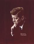 Finished Painting of JFK