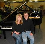Makkin Music Owners - Robin & Sheila Rockley