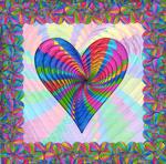 Max Gold - Deep Cut Twirl Heart
