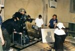 crew on location of mortus illumina