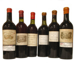 Legendary Bordeaux from the Anthony Parillo Jr. collection