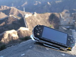 PSP at the Great Wall