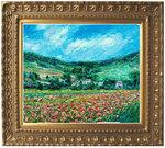 Monet - Poppy Field near Giverny