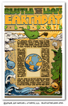 "Rustle the Leaf's ""Earth Day Pledge"" Poster"