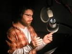 Sean Astin recording
