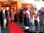 Jamie Johnston arriving at the 2004 Young Artist Awards