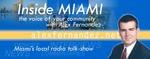 """Alex Fernandez goes """"Inside MIAMI"""" on WDNA 88.9 FM"""