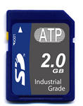 ATP 2GB Industrial Grade SD