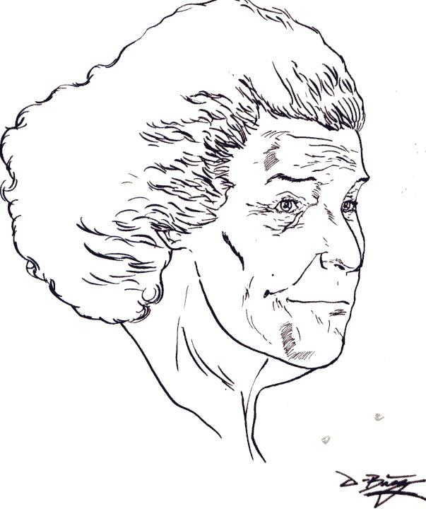 Faye Copeland Sketch