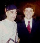 Daniel Decker with Ara Gevorgian