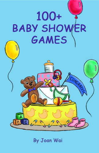 100+ Baby Shower Games CoverCover Image Of 100+ Baby Shower Games (ISBN  0972835415).