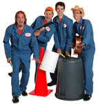 "Rock 'n' Roll to the lively songs from The Imagination Movers on their new DVD ""Stir It Up."""