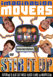 """Stir It Up"" is the new DVD release from New Orleans' The Imagination Movers"