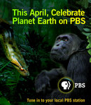 Celebrate Planet Earth on PBS and PBS.org