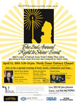 """""""Right to Shine"""" Benefit and Awareness Event"""