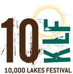 10,000 Lakes Festival CMYK Logo
