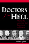 Cover of Doctors from Hell by Vivien Spitz