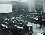 The Nazi doctors' trial in session