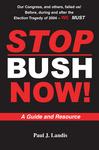 Cover: Stop Bush Now