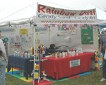 Rainbow Dust Booth