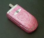 Rose Pink Motorola V