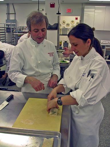 French chef patrice olivon joins professional teaching for Academie de cuisine bethesda md
