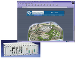 BCIView, a Highly Versatile Audio/Video Centric Network Monitoring System