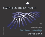 2003 D III Vineyard Pinot Noir