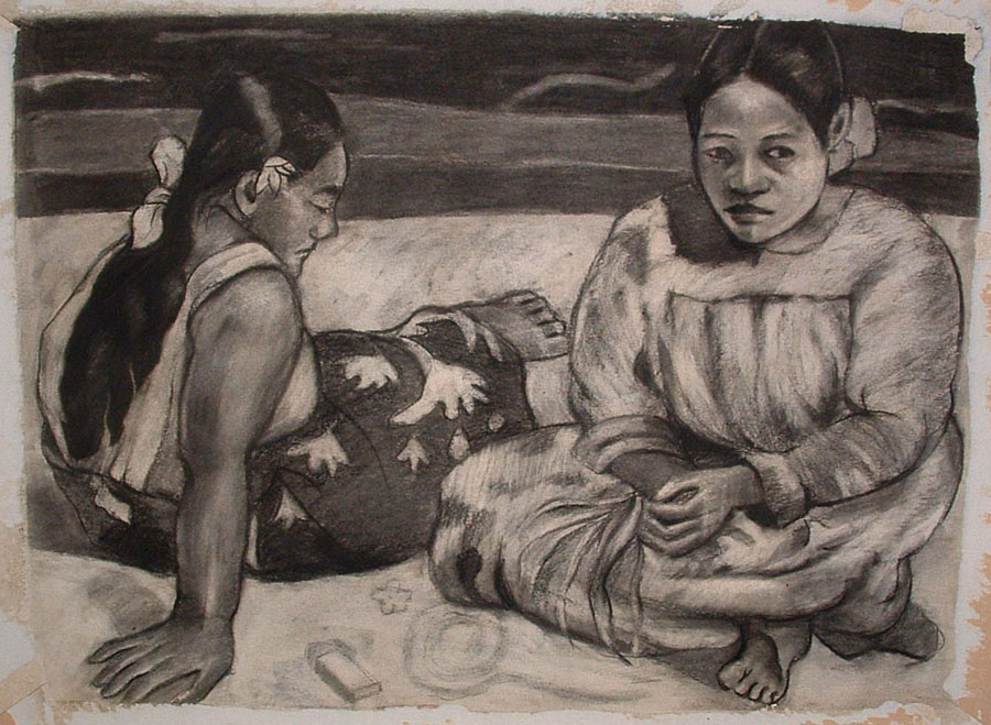 Charcoal Drawings by Famous Artists http://www.prweb.com/releases/2005/04/prweb230184.htm