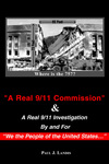 "Front Cover of ""A real 9/11 Commission"""