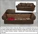 Sofa Offers Storage Solution for Clutter