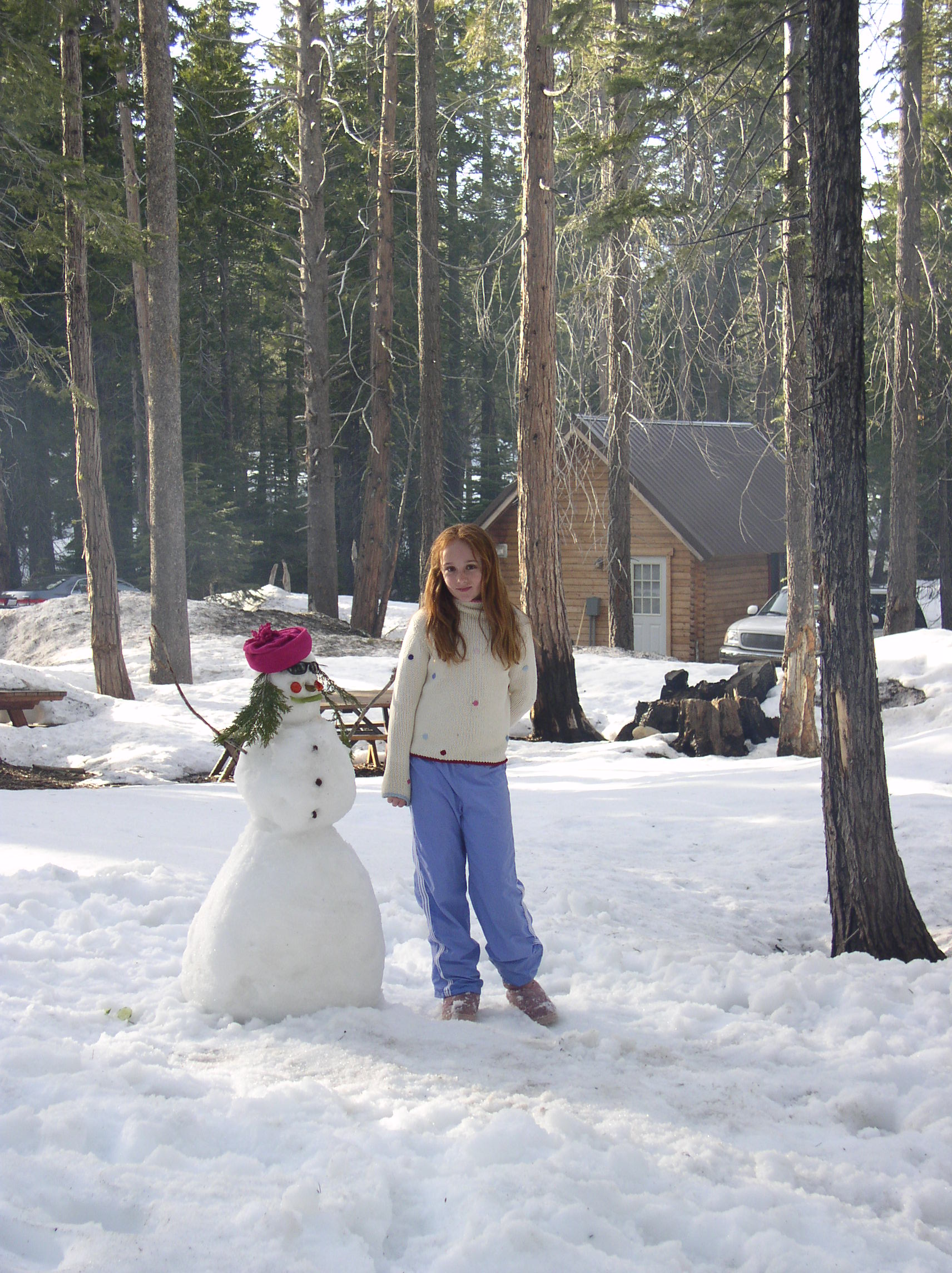 """The Woods Wood Be Quiet If No Birds Sang Except The Best: Cisco, CA: Where """"Family Time"""" Begins; Romantic Honeymoon"""
